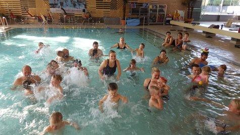 Babyschwimmen Badespaß Achim